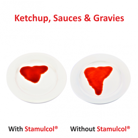Ketchup, Sauces & Gravy